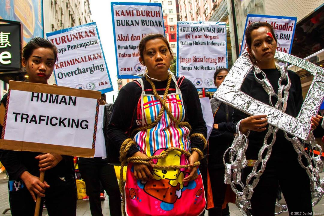 domestic workers migrant slavery indonesian