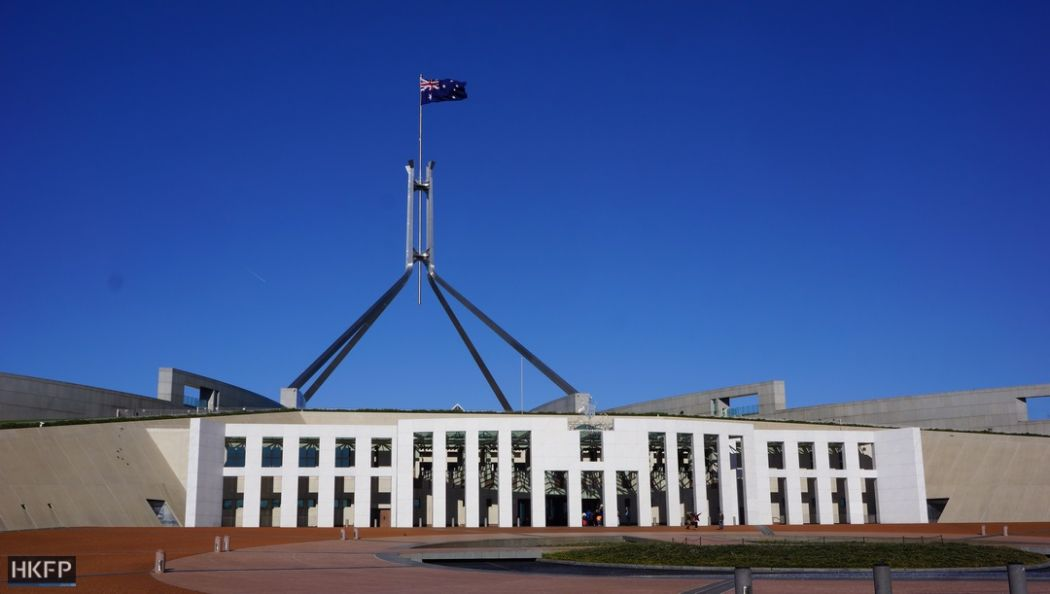Australia says a 'sophisticated state actor' hacked parties