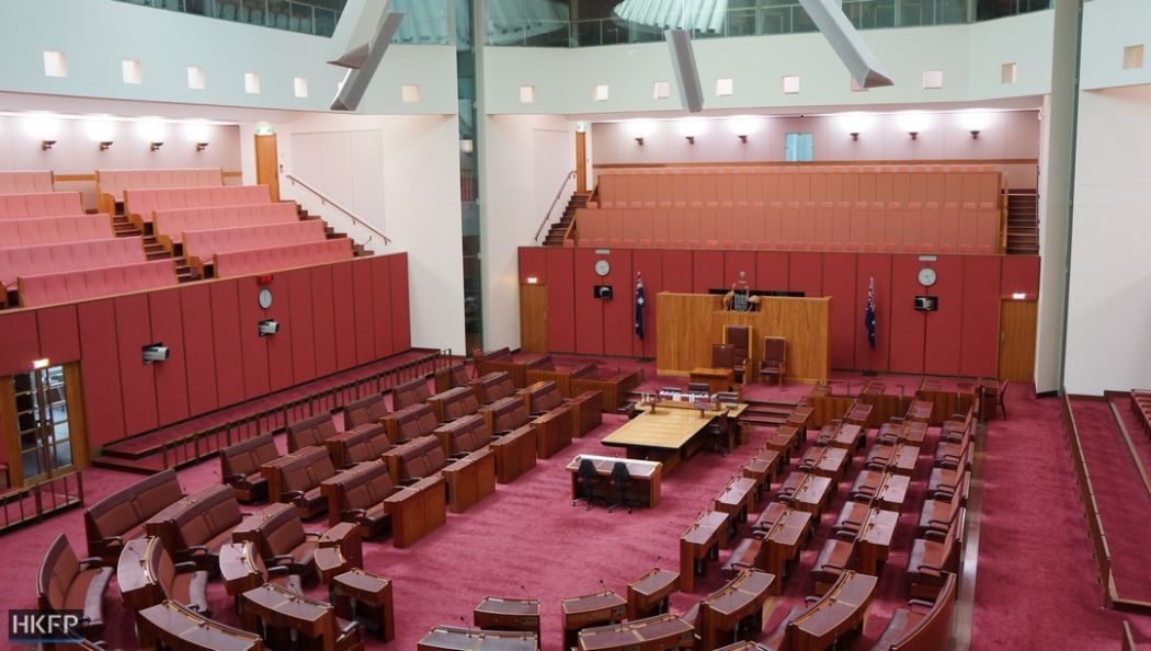 Australian Parliament, Canberra
