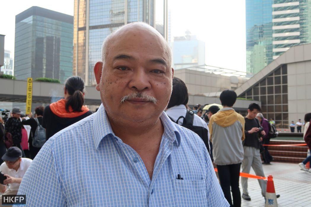 tsang kin-shing