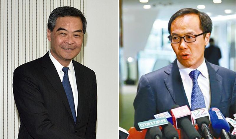 Leung Chun-ying Kenneth Leung
