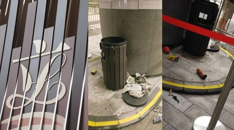 legco rubbish bin