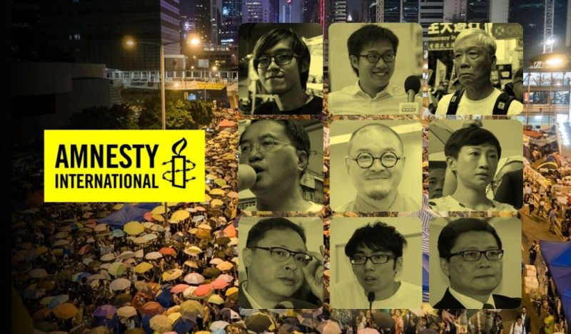 amnesty occupy