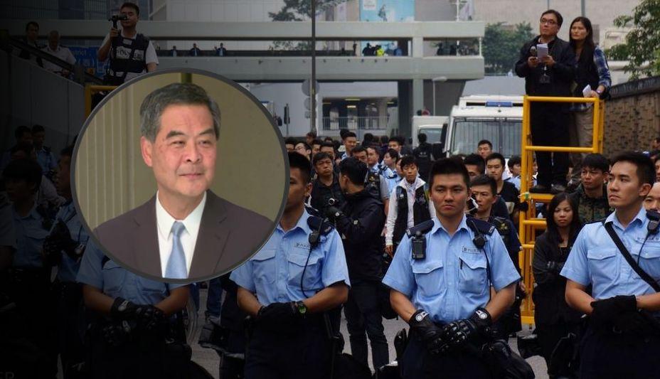 cy leung police