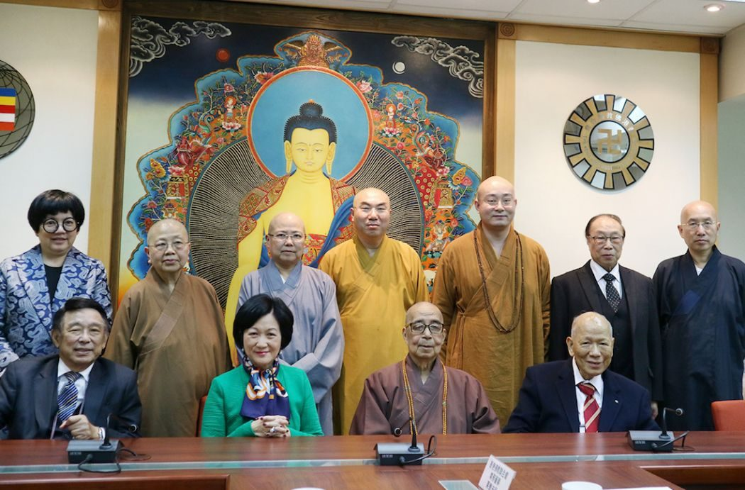 HK Buddhist Association regina ip
