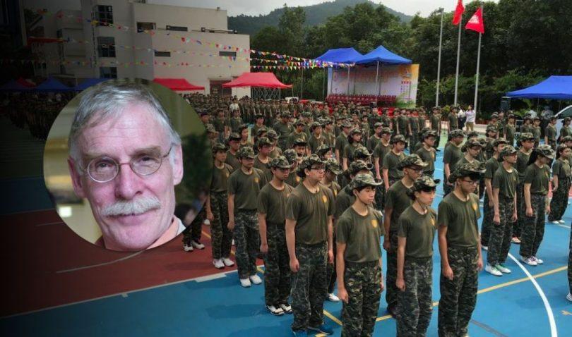 po leung kuk leadership training camp tim hamlett