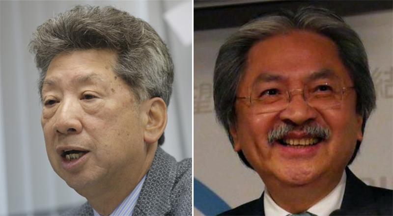 Ronny Tong John Tsang