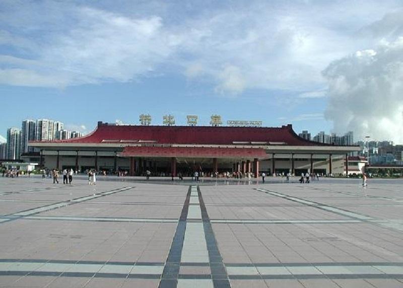 macao gongbei border