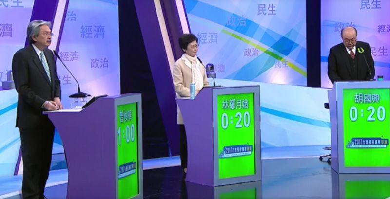 chief executive debate