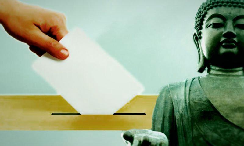 Buddhism election