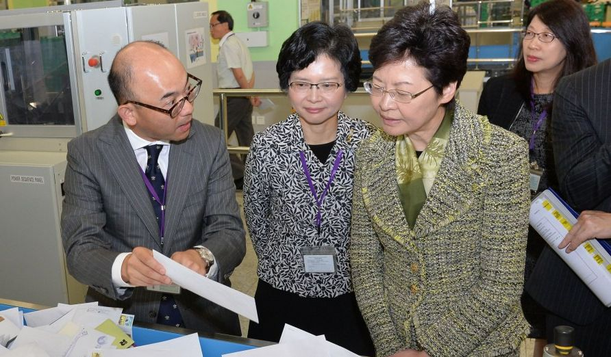 jessie ting carrie lam