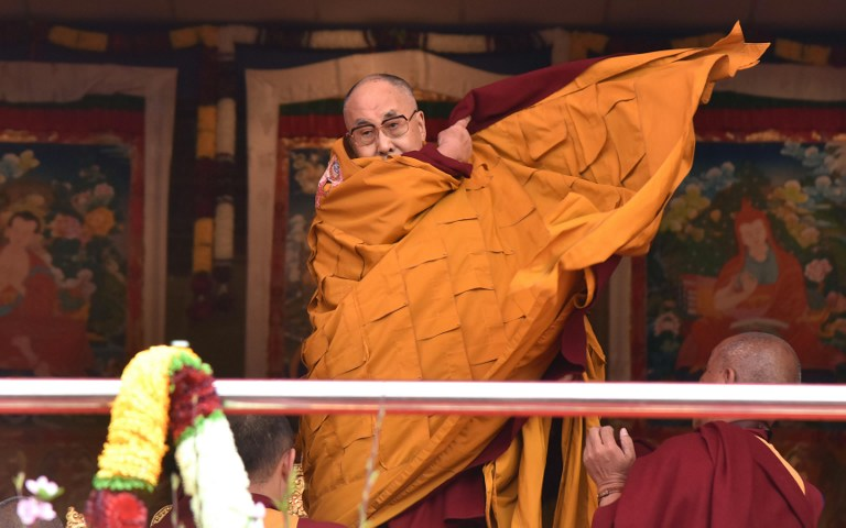 dalai lama tibet