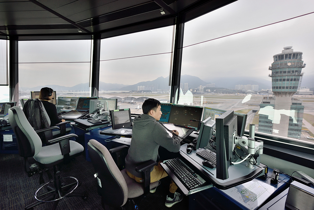 Computer crashes persist for Hong Kong's new air traffic