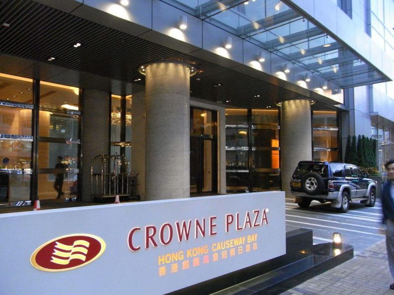 Crowne Plaza Hong Kong