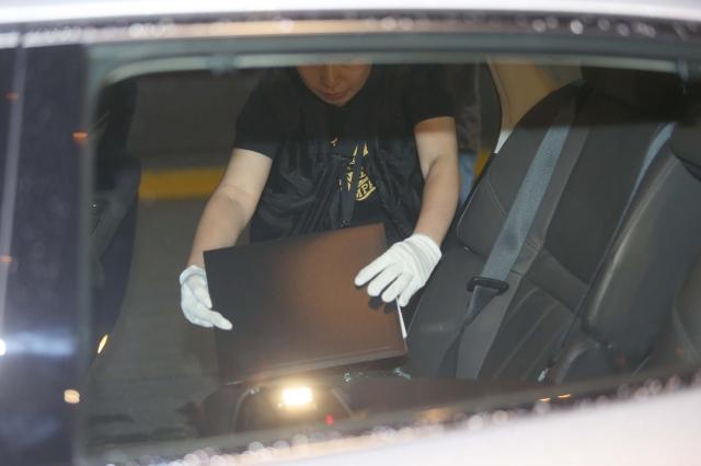 Eric Ma Siu-cheung car