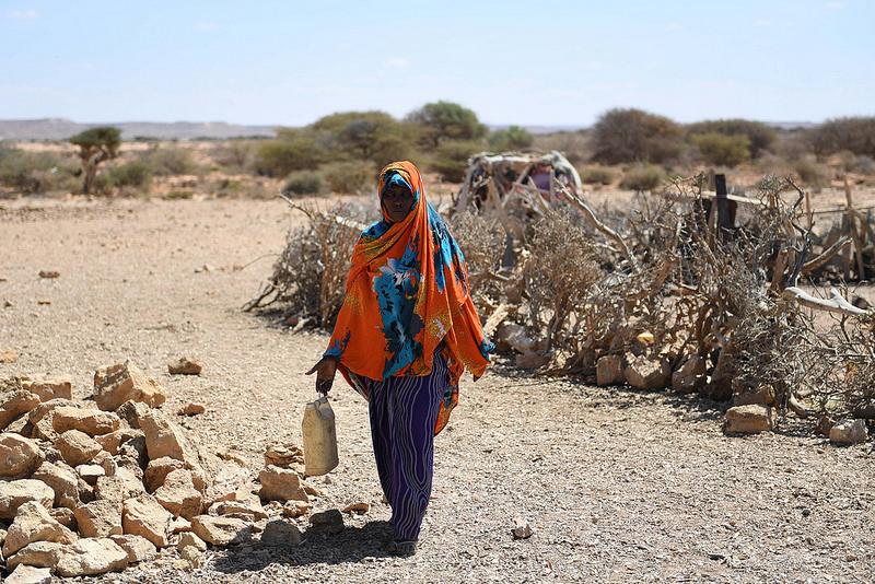 somalia draught