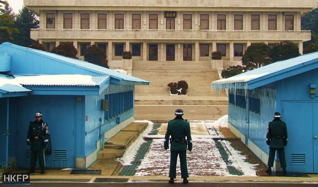 north korea south korea dmz