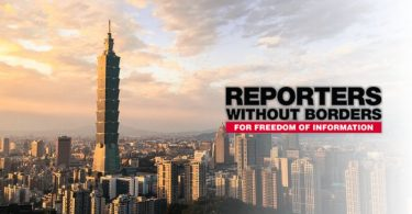 reporters without borders taipei