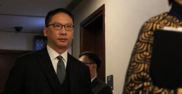 yuen kwok-keung secretary for justice