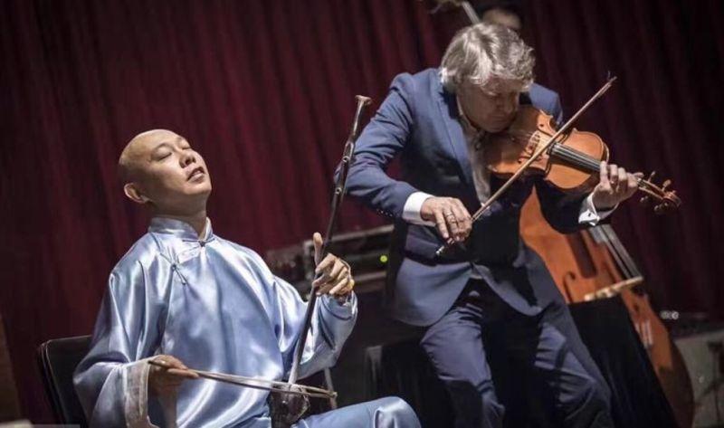 Guo Gan Erhu Jazz