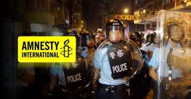 amnesty police