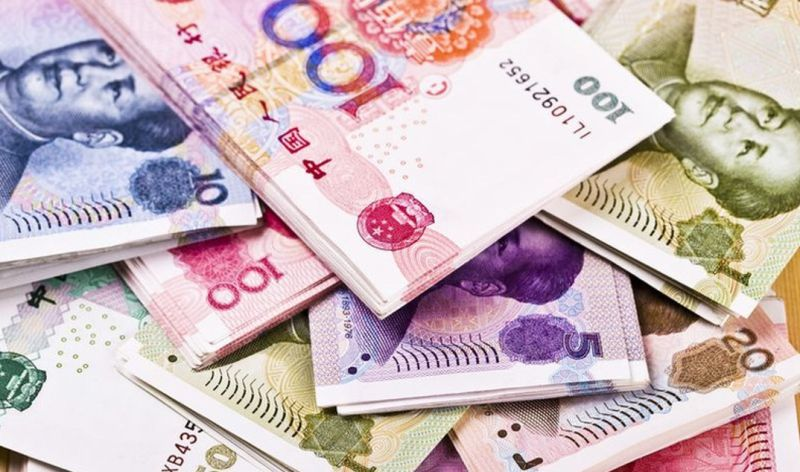 finance RMB CNY Yuan