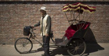 china rickshaw