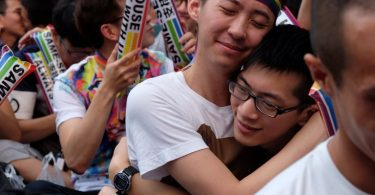 gay taiwan lgbt