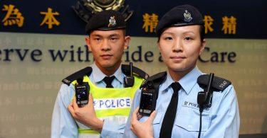 Police body worn video cameras