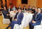 lunch across political spectrum alvin yeung wu chi wai regina ip