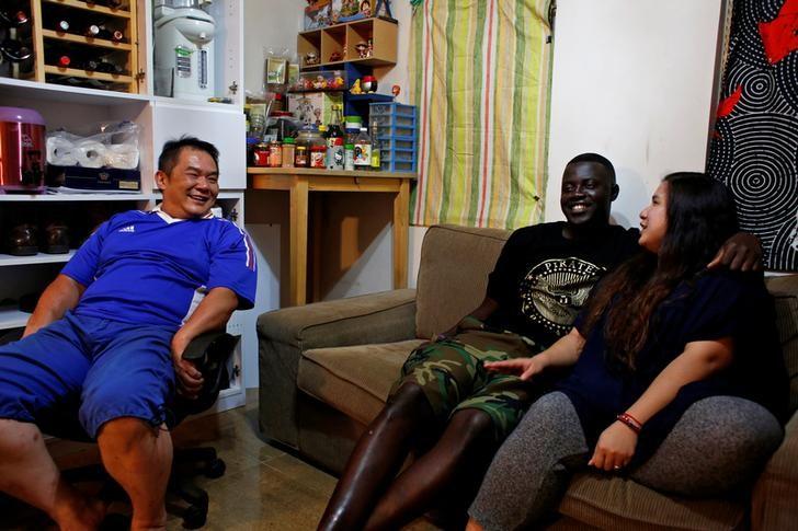 refugee football hong kong