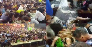 cheung chau rice race