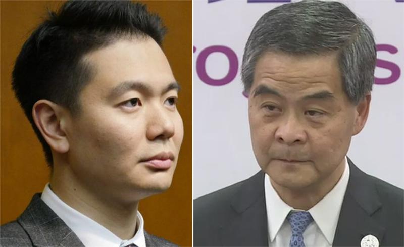 Holden Chow Leung Chun-ying