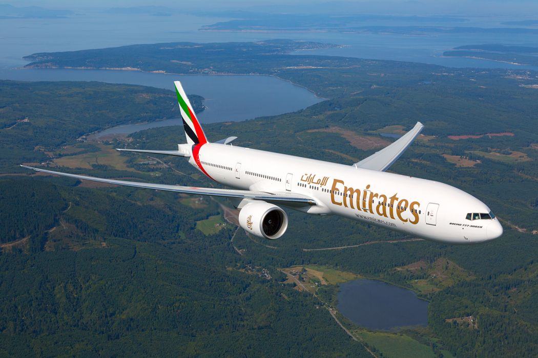 emirates boeing 777 300ER