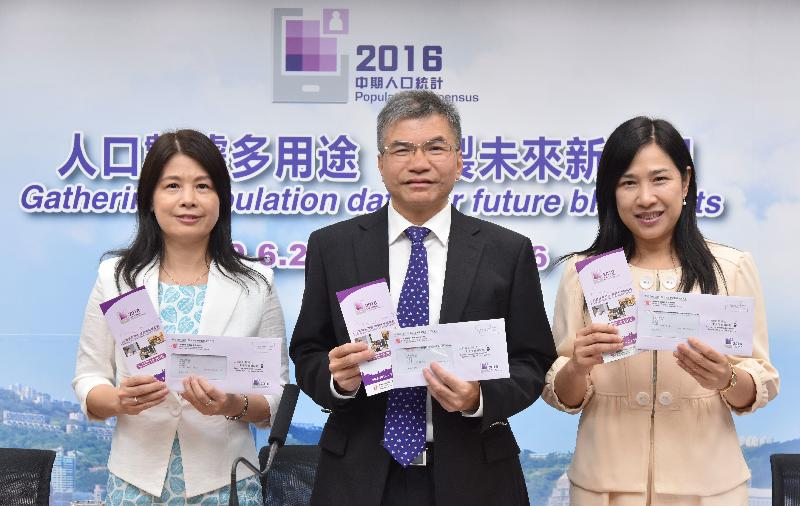 Census and Statistics Department Leslie Tang Wai-kong Marion Chan Shui-yu