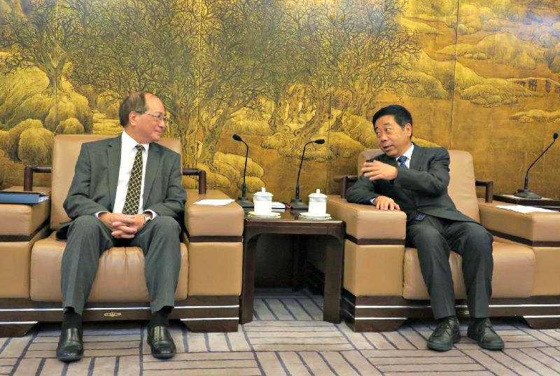 eddie ng chinese education ministry meeting