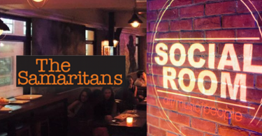 samaritans social room