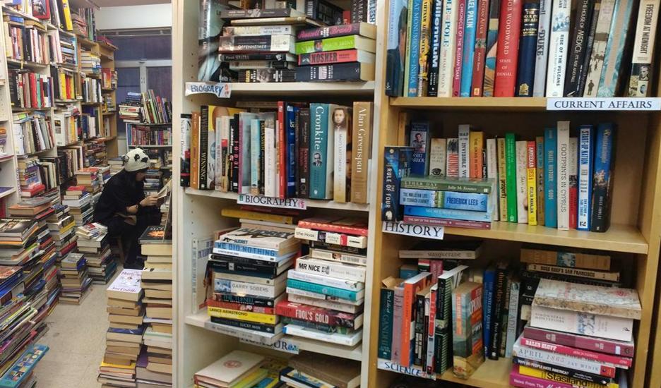 flow bookstore