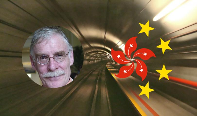 tunnel hong kong china