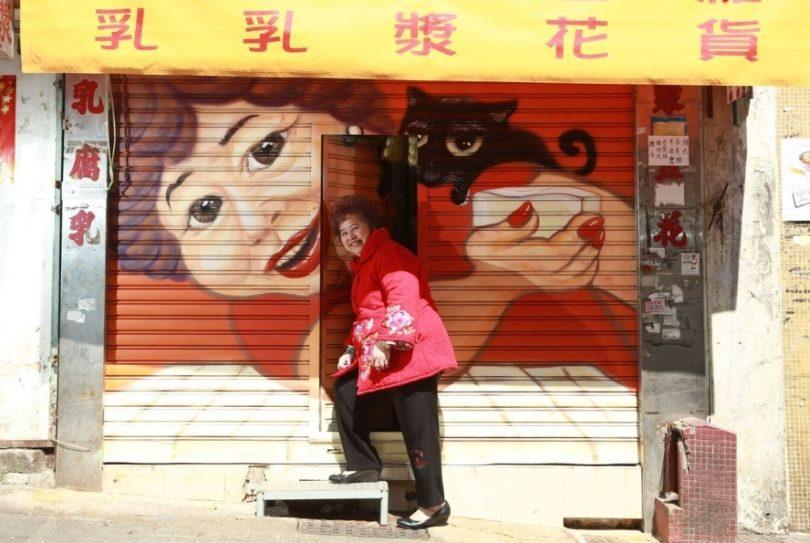 sai ying pun tofu shop
