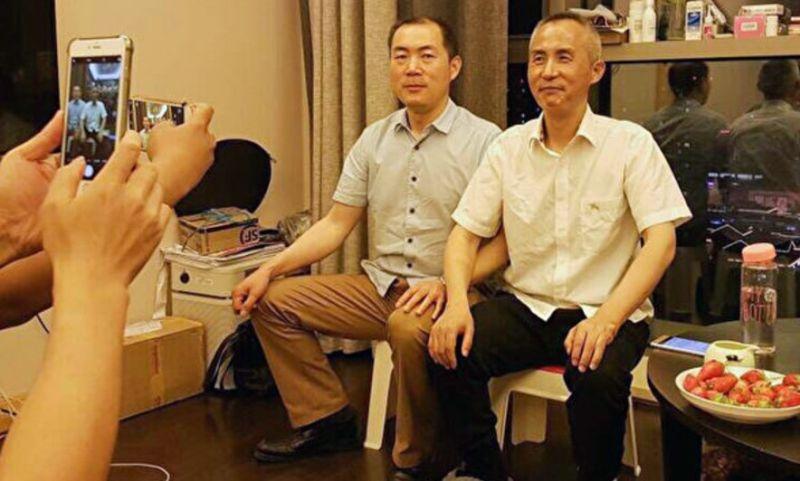China human rights lawyer