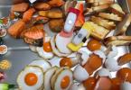 japan food magnets