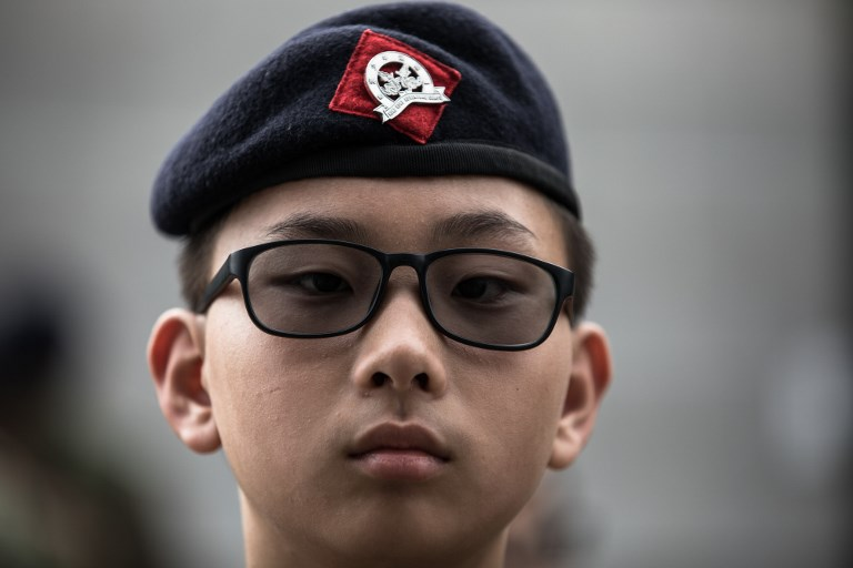 military hong kong