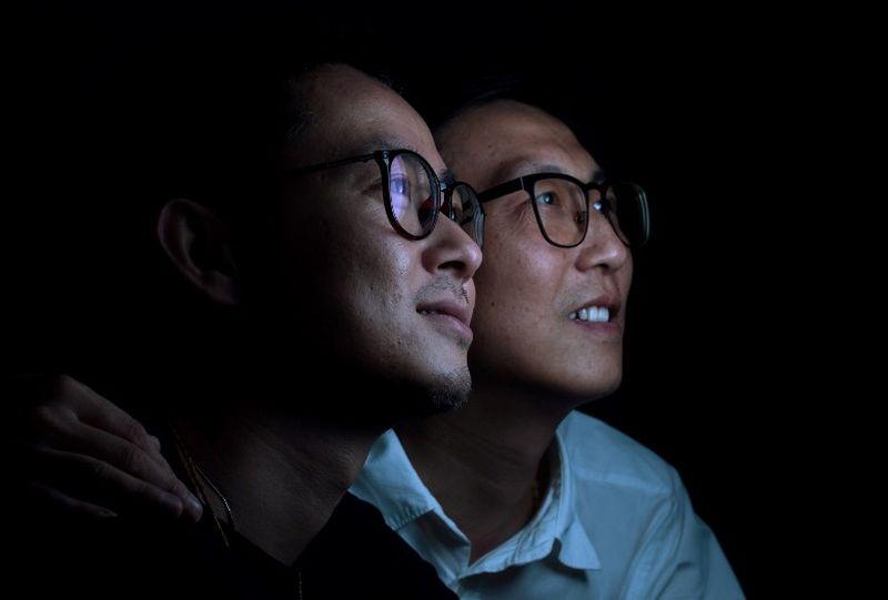 shanghai Gay LGBT LGBTI LLGBTQ couple