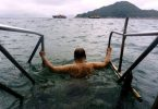 Swimming Hong Kong Victoria Harbour Sai Wan