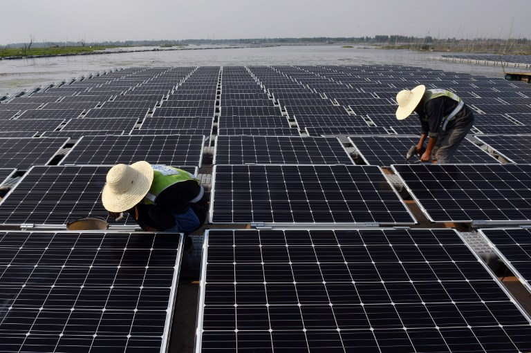 solar china