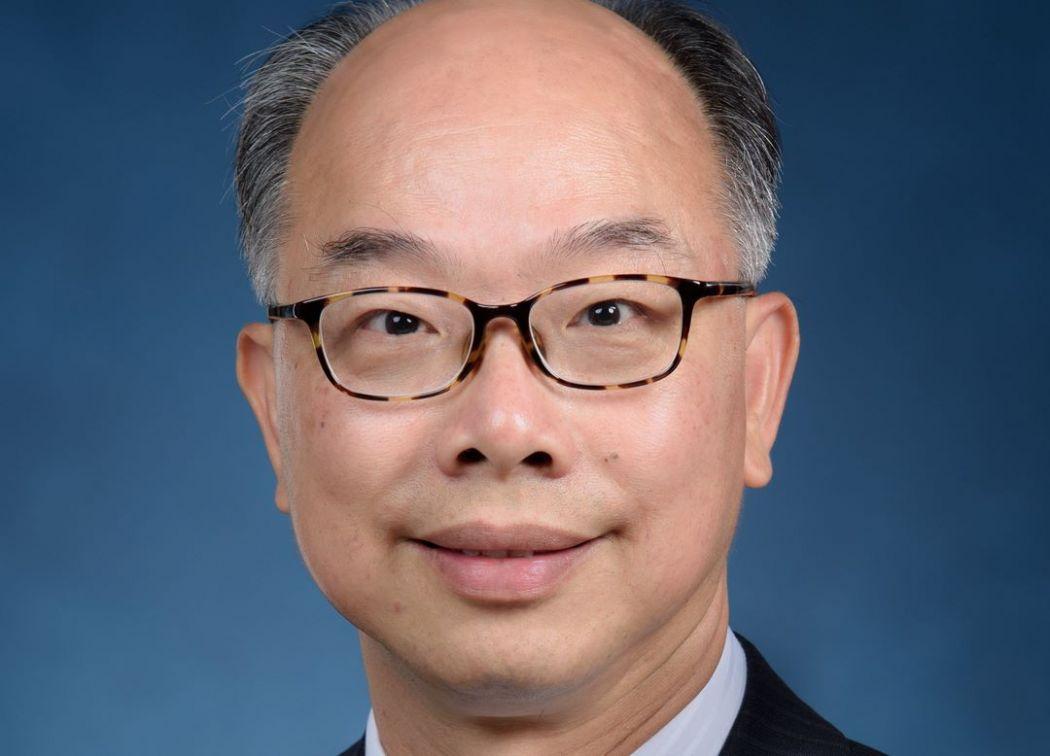 Secretary for Transport and Housing Frank Chan Fan.
