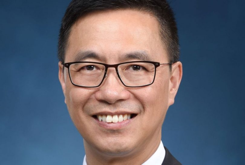 Secretary for Education Mr Kevin Yeung Yun-hung.