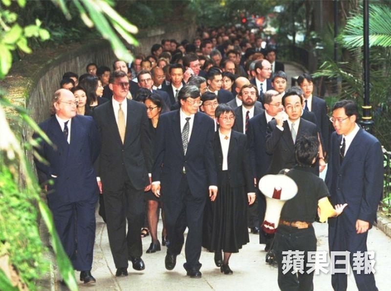 HKSAR v Ng Ka Ling Silent March