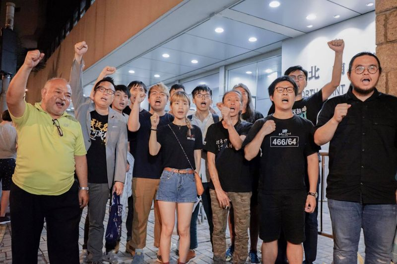 Hardline stance towards radical pro-democracy Hong Kongers could mean more conflict